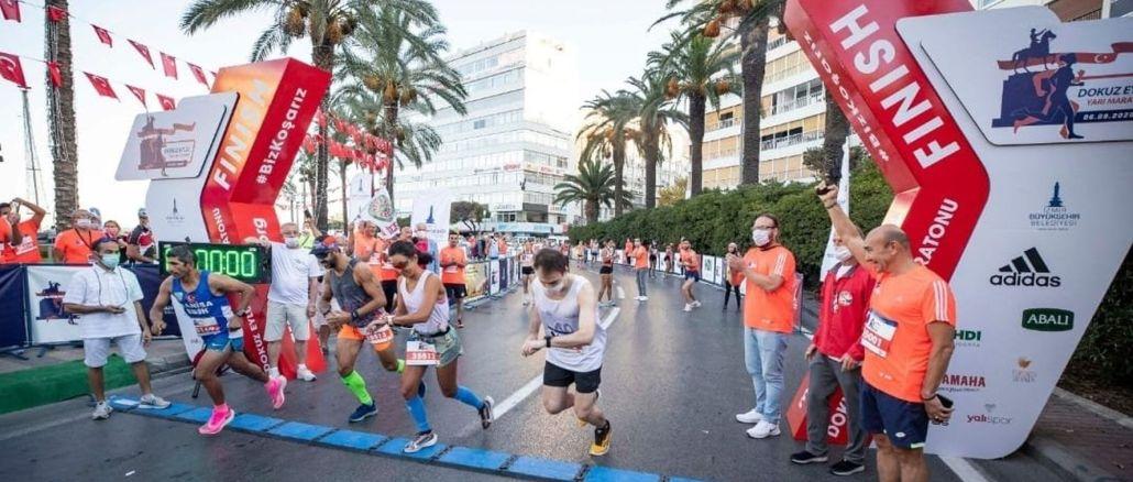 Registration has started for the International September Izmir Half Marathon