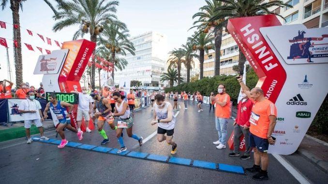Die Anmeldung für den Internationalen September Izmir Halbmarathon hat begonnen