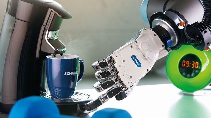 new generation robot technologies were discussed