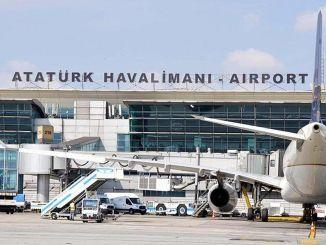 Yesilkoy oro uostas buvo pavadintas ataturko oro uostu