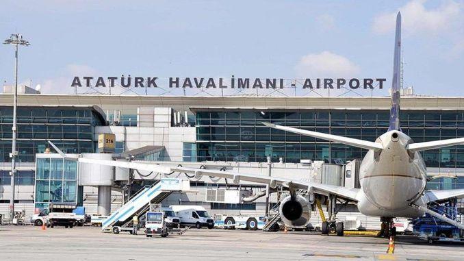 yesilkoy havaalanina ataturk havalimani adi verildi