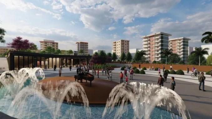 Alani Pir Sultan Abdal Park Renoviranje