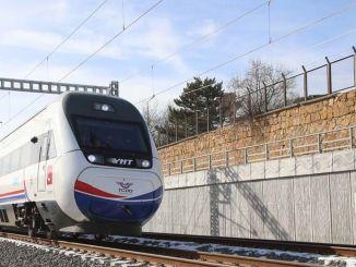 Ankara Sivas Hizli Tren Hattinda Gunluk Deneme Surusu Bugun Basliyor