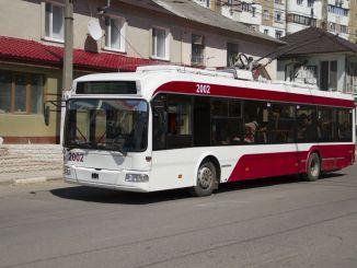 Trolejbuska komunikacijska mreža Balti