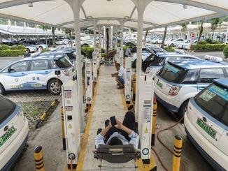 Broj prodanih vozila s čistom energijom u prvih šest mjeseci u Kini povećan je za postotak