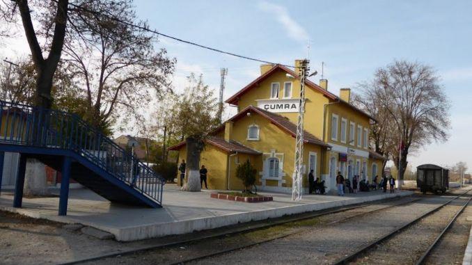 Beseitigung von Mängeln im Bahnhofsbereich Cumra