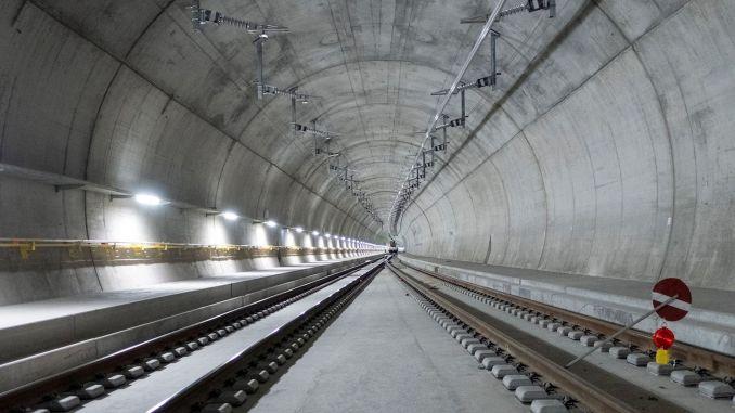 Căldură arsă în tunel în secțiunea feroviară Stalac Djunis