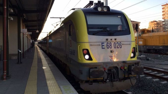 adapazari express will depart from the station at the end of the month