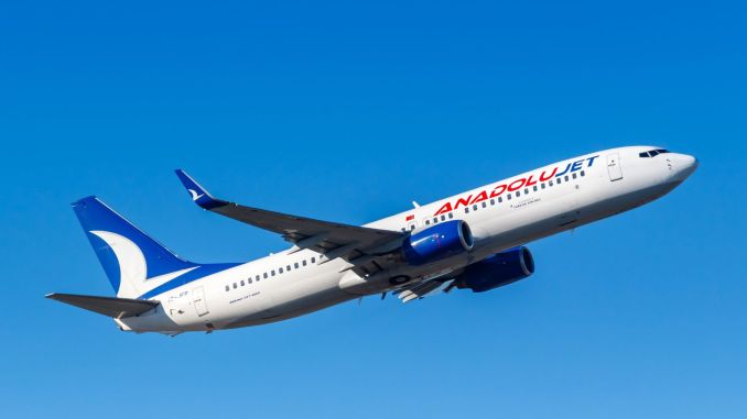 AnadoluJet Ordu je započeo direktne letove sa aerodroma Giresun za Antaliju i Izmir.