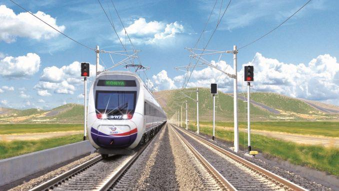 سيتم افتتاح خطوط قطار أنقرة سيواس وكونيا كرمان فائق السرعة في نفس اليوم