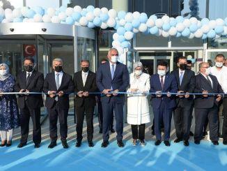 Se puso en servicio el nuevo centro cultural Balikesir