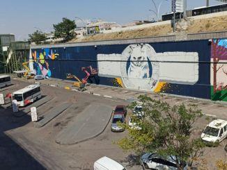 Баскент Асті готується до фестивалю графіті