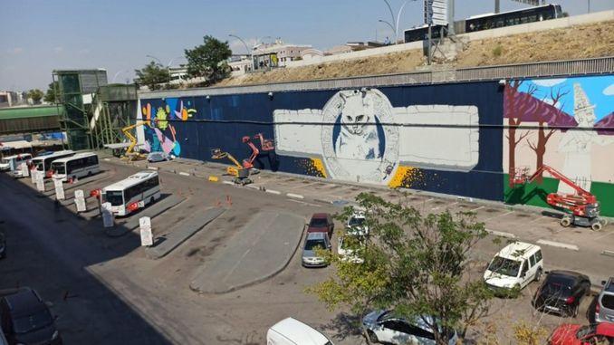Baskent Asti prepares for graffiti festival