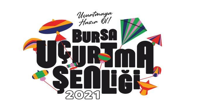bursa skies will be colored with kites