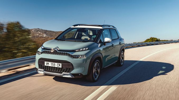 Citroen owns cars with special deals for August