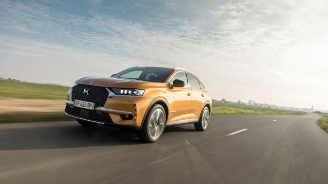 ds automobiles offers special offers with zero interest in August
