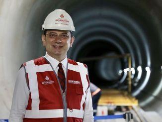 Фундамент метро Есенюрт закладено в серпні