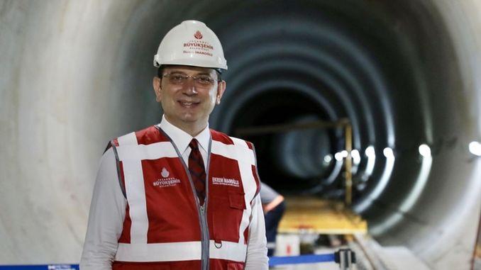 Im August wird der Grundstein für die Metro Esenyurt gelegt
