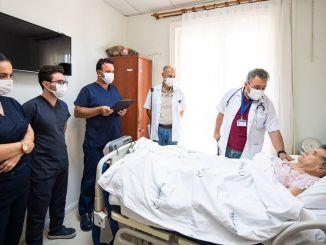 Bolnički centar za palijativno zbrinjavanje bolnice esrefpasa dobio je pune ocjene od pacijenata