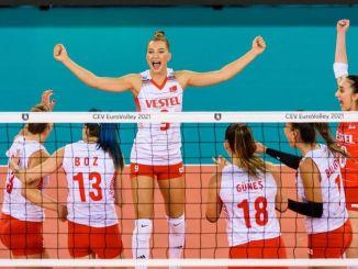 سلاطين الشبكة فعلوها في البطولة الاوروبية