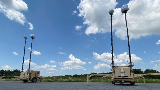 Ges Muhendislik signed a contract for the supply of telescopic mast