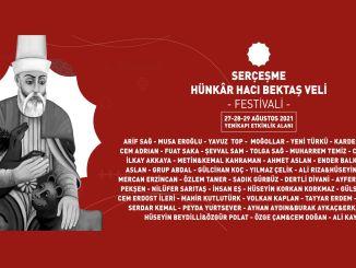 Haci Bektashi Veli উৎসব সব আত্মা হৃদয় হৃদয়, হৃদয় হৃদয় এনেছে