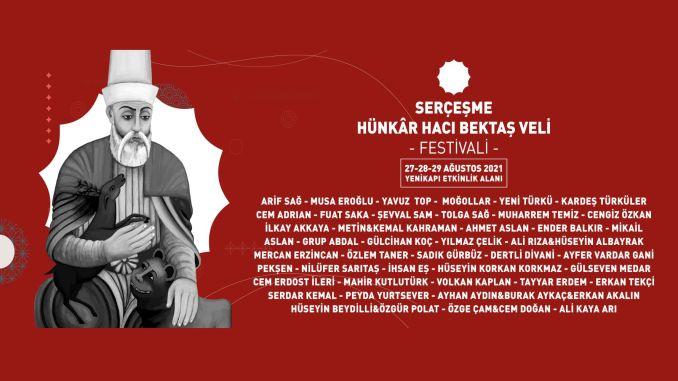 Das Haci Bektashi Veli Festival bringt alle Seelen von Herz zu Herz, von Herz zu Herz