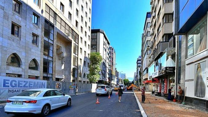 Halit ziya boulevard opened to traffic