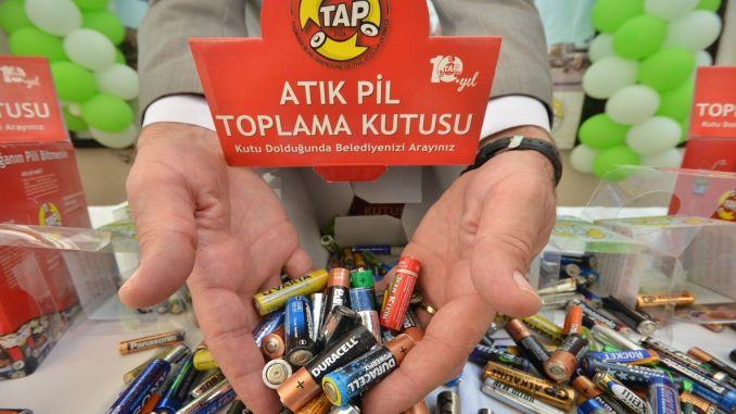 Proglašeni su pobjednici kampanje istrošenih baterija u Izmiru
