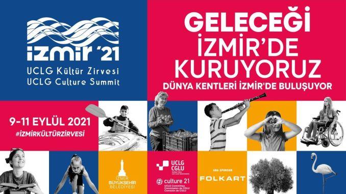 Der Countdown für den uclg-Kulturgipfel in Izmir . hat begonnen