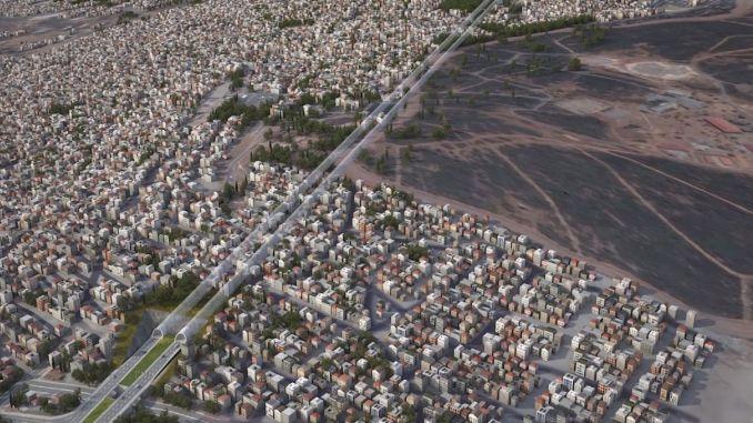 Virksomheden konkurrerede om opførelsen af den længste tunnel i Izmir
