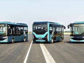 Експорт електробусів на мільйон євро з Карсана до Румунії
