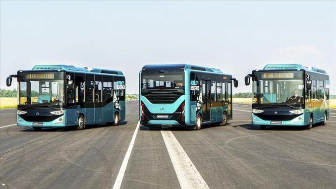 Exportul unui autobuz electric de un milion de euro de la Curzon în România