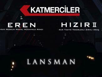 Нові броньовані машини Katmerci eren і hizir будуть вперше представлені на цілі