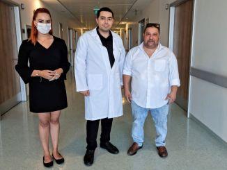 In der TRNC wurde erstmals eine bariatrische Operation bei einem Nierentransplantationspatienten durchgeführt.