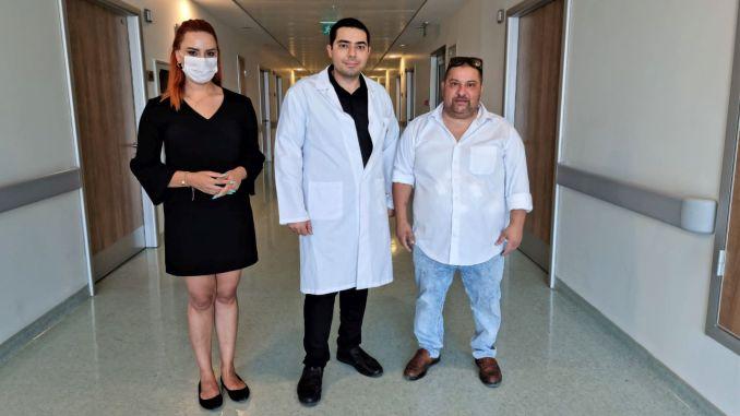 Bariatrijska operacija prvi put je primijenjena na pacijentu s transplantiranim bubregom u TRNC -u.