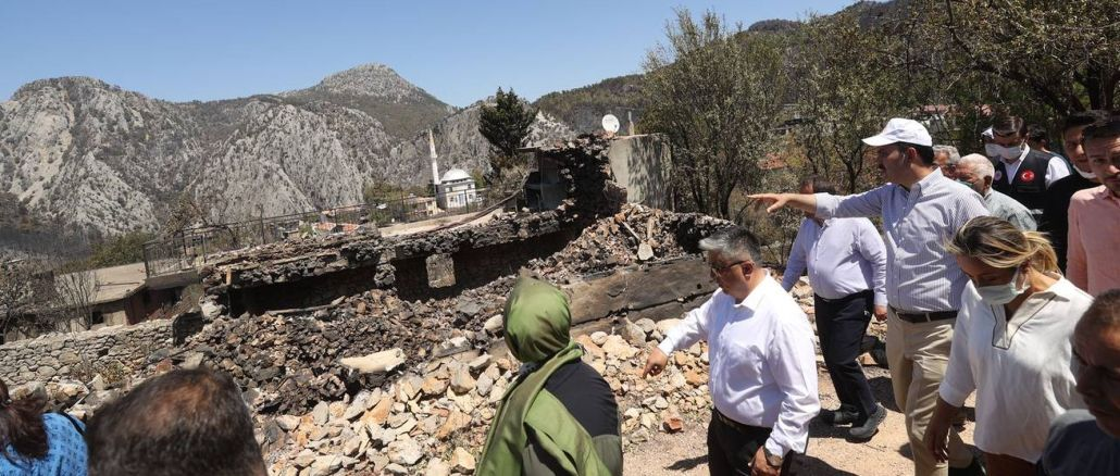 The institution shared the details of the damage assessment studies after the fire.