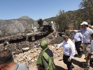 Die Institution teilte die Details der Schadensbewertungsstudien nach dem Brand mit.