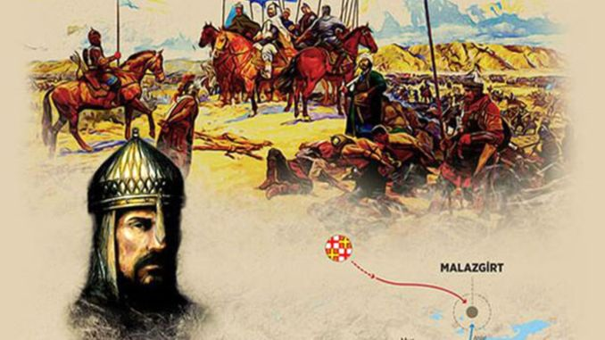 Wo war die Schlacht von Malazgirt, zwischen wem und was ist die Bedeutung?