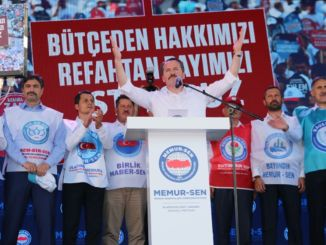 oficiri zvani iz Ankare, želimo svoje pravo iz budžeta, svoj dio prosperiteta