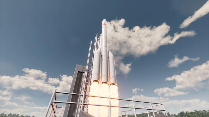 rocketsan will also send microsatellites to orbit with mufs