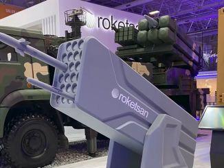 левент нови блиски ракетни систем противваздушне одбране из ракетсан -а