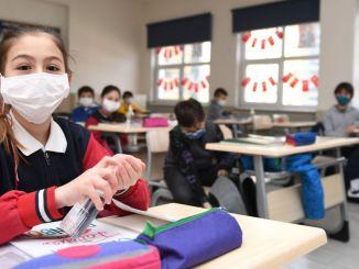 Меры предосторожности, которые необходимо соблюдать в школах во время эпидемии