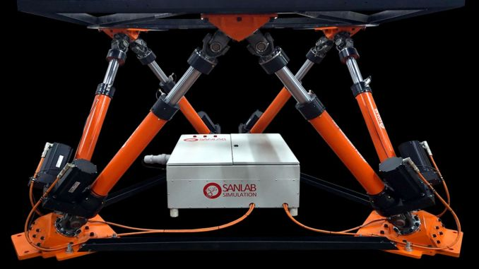 sanlab and aselsan nationalized the axis motion platform