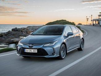 Toyota залишається лідером у сфері низьких викидів