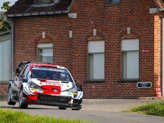 toyota gazoo racing zauzeo je postolje na belgijskom ypres reliju