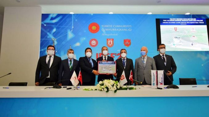Unterzeichnet für trtest Kalecik UAV Test- und Bewertungszentrum