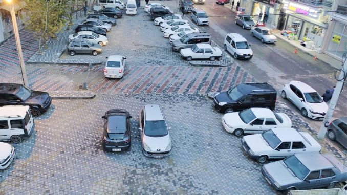 free parking lots made buca traffic breathe
