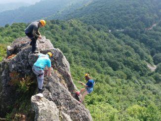 Yoroz urbana šuma otvara se za planinarenje i penjanje po stijenama