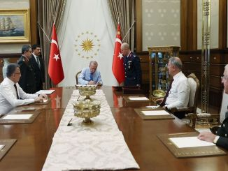 high military council decisions announced